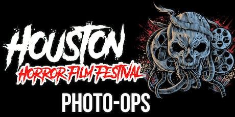 HOUSTON HORROR FILM FEST - PRO PHOTO-OPS tickets