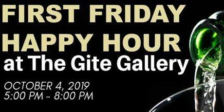 First Friday Happy Hour - 10/04/19 tickets