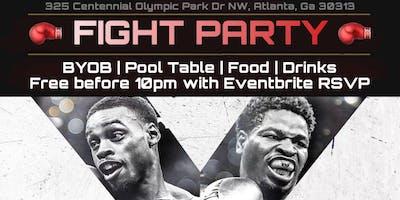 FREE Fight Party! Shawn Porter vs. Errol Spence