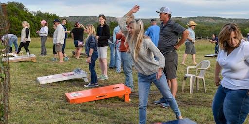 Team Entry--3rd Annual Cornhole Tournament Fundraiser for Rett Syndrome