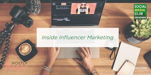 SMCDSM: Inside Influencer Marketing