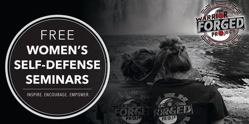 FREE Self Defense Seminar Boise, ID