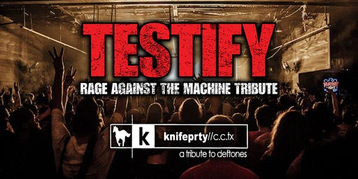 Testify: Rage Against The Machine Tribute at Helio Basin Brewing
