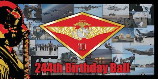 3d MAW Marine Corps Ball