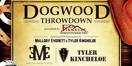 Dogwood Throwdown tickets