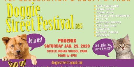 5th Annual Doggie Street Festival tickets