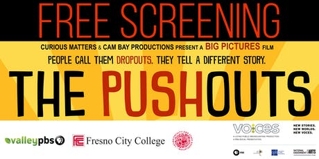 Free Screening -  The Pushouts tickets