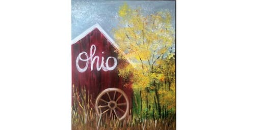Zion Memorial United Church - Ohio Barn - Paint Party