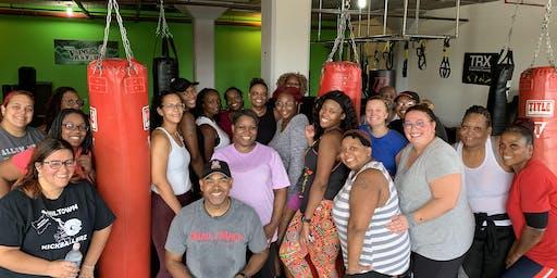 Zumba and Kickboxing Workshop