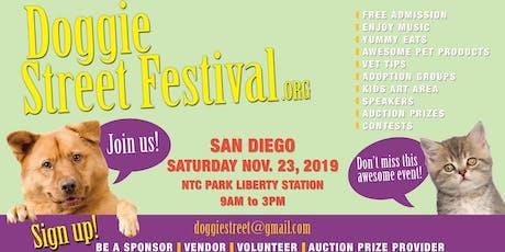 11th Annual Doggie Street Festival tickets