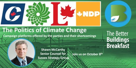 The Politics of Climate Change tickets
