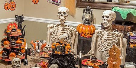 Halloween Singles Mixer