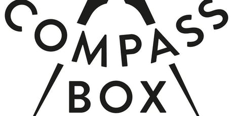 Meet & Greet with Compass Box whisky founder and maker John Glaser tickets