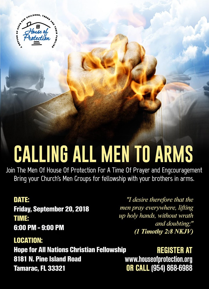 Calling All Men to Arms image