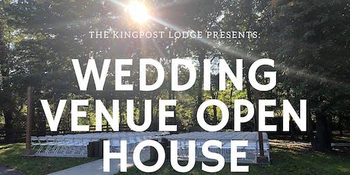 Wedding Venue Open House!