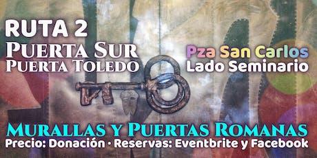 Ruta 2 · Murallas y Puertas Zaragoza tickets