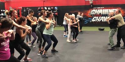 Warrior Women's Self Defense Program