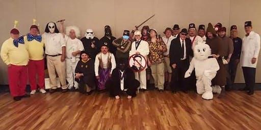 Ubar Grotto - Halloween Costume Convivial & Ceremonial