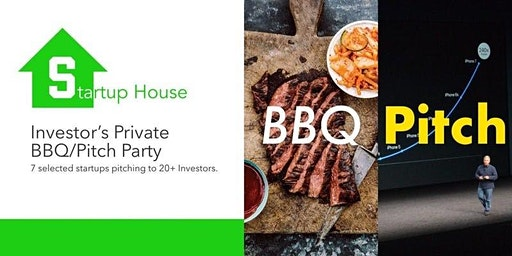Investors Private BBQ/Pitch party in Atherton
