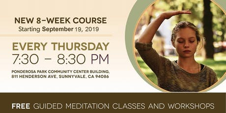 FREE 8-week course of Sahaja Yoga Meditation in Sunnyvale  tickets