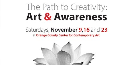 The Path to Creativity: Art & Awareness. WORKSHOP and RETREAT tickets