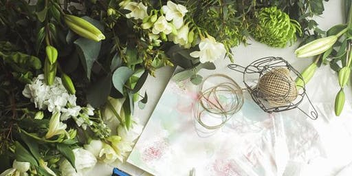 Meet at Mt Omm - Spring Posy Workshop