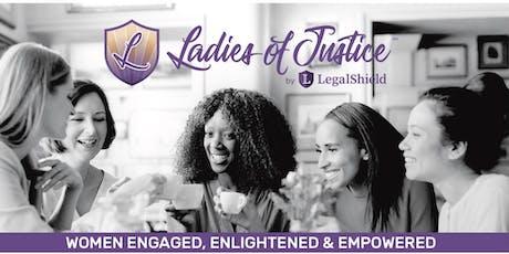 Ladies of Justice Brunch tickets