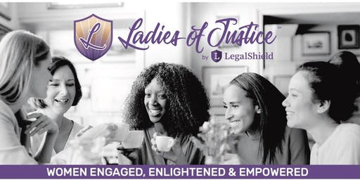Ladies of Justice Brunch