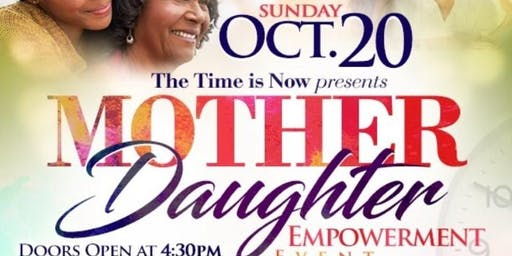Mother Daughter Empowerment Event