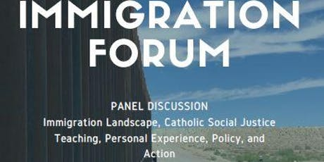 The Immigration Forum by St. James Immigrant Assistance tickets