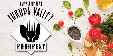19th Annual Jurupa Valley Food Fest tickets