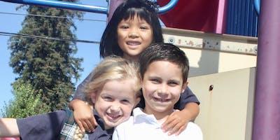 Saint Philip Neri School - Come & Play in TK & K- November 13, 2019