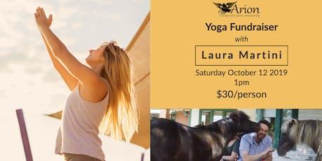 Yoga Fundraiser at the Farm tickets