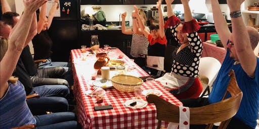 Spanish Tapas and Live Flamenco cooking class