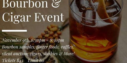 Bourbon & Cigar Event