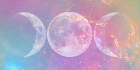 LIBRA SUPER NEW MOON SACRED CANDLE MAGICK & DIVINE PARTNERSHIP CEREMONY tickets
