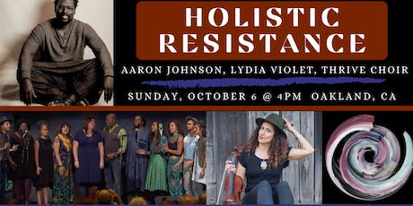 Holistic Resistance tickets