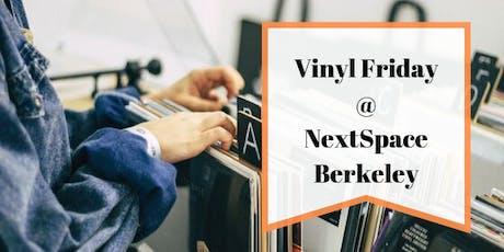 Vinyl Friday tickets
