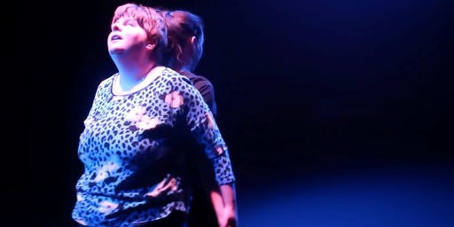 Suspended Motion - Inclusive Screen Dance Launch