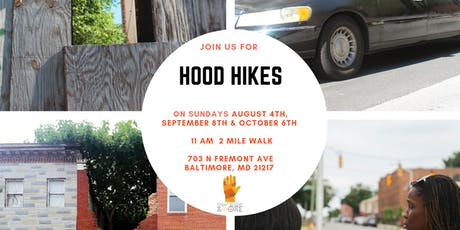 Hood Hikes and YouthWorks Cohort Exhibition  tickets