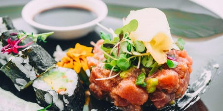 Japanese Seafood Night - Team Building by Cozymeal™ tickets