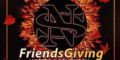 The Pre Thanksgiving Party #NoSleepFriendsgiving