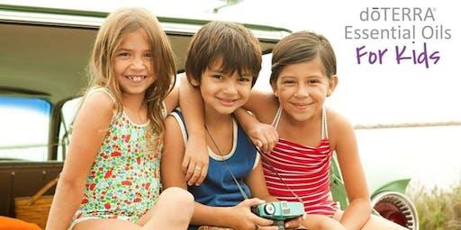 Healthy Kids with dōTERRA Essential Oils
