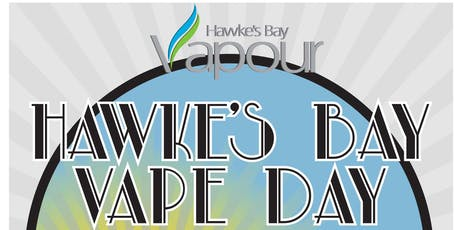 Hawke's Bay Vape Day tickets