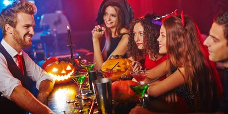 Halloween Singles Costume Party tickets