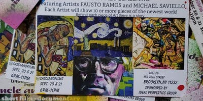 """My Uncle and His Friends"" Film Screening and Art Show"