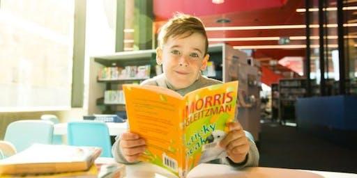 Garbage Guts : Author Talk For Kids @ Devonport Library