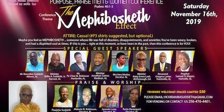 #P3 Pain, PurPose, Praise Men & Women Conference tickets