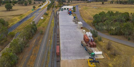 Opportunities with Inland Rail Information Session tickets
