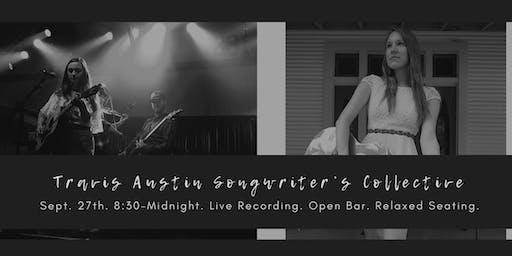 Travis Austin Songwriter's Collective: Ragland with Megan Ashley